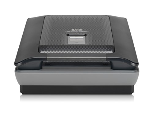 Imagen principal de HP L1957A#B19 - Escáner plano, color negro