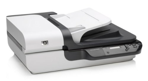 Imagen principal de HP - Escáner (216 x 292 mm, flatbed & ADF, 2400 x 2400 DPI, Estándar