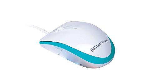 Imagen principal de I.R.I.S. 458075 - IRISCan Escaner y ratón 300 x 300, Blanco-Azul