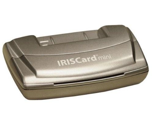 Imagen principal de I.R.I.S. Iriscard Mini 4 - Escáner