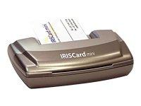 Imagen principal de I.R.I.S. IRISCARD Mini, UK - Escáner (UK, 52 x 74 mm, Tarjeta de Visi