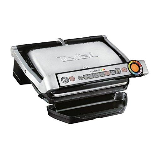 Imagen principal de Tefal Optigrill GC712D12 - Plancha Grill 2000 W, 6 modos de cocción y