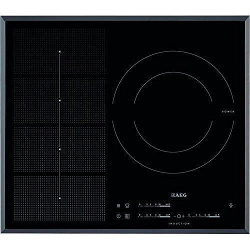 Imagen principal de AEG HKP65310FB hobs - Placa (Integrado, Inducción, Vidrio y cerámica