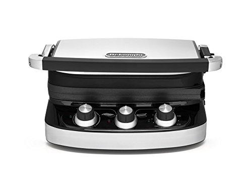 Imagen principal de DeLonghi CGH 902C - Parrilla eléctrica grill y plancha, 1500 W, color