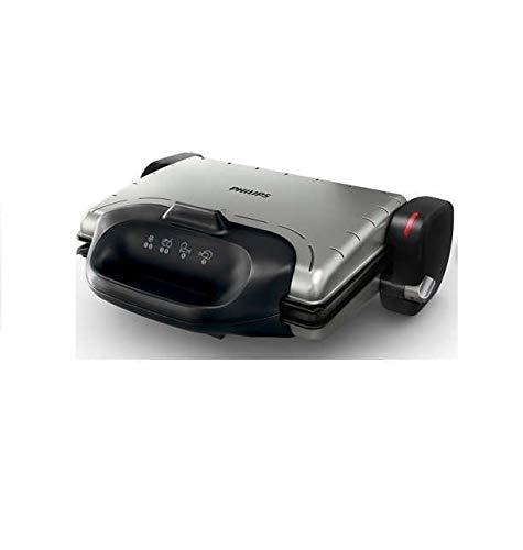 Imagen principal de Philips HD4467, Negro, Acero inoxidable, 220 - Parrilla