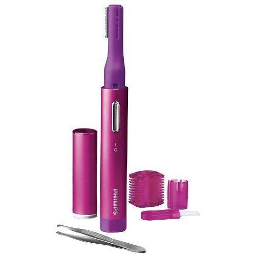 Imagen principal de Philips HP6390/10 - Recortadora de precisión femenina, color morado