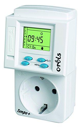 Imagen principal de Orbis Tempo Plus 230 V connettore Digital de Temporizador, OB162532