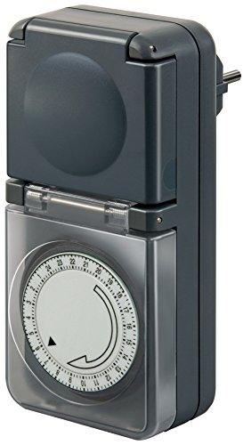 Imagen principal de Brennenstuhl 1506291 - Ip44 temporizador diario mecánica