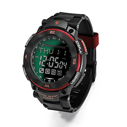 Imagen principal de Youngs PS1503 - Smartwatch Deporte Reloj Electríco (Impermeable 100M,
