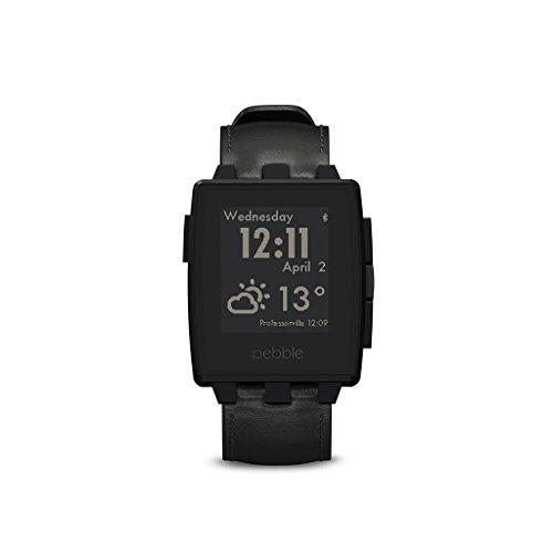 Imagen principal de Pebble Steel 22mm - Smartwatch (Bluetooth, ARM Cortex-M3, pantalla 1.2