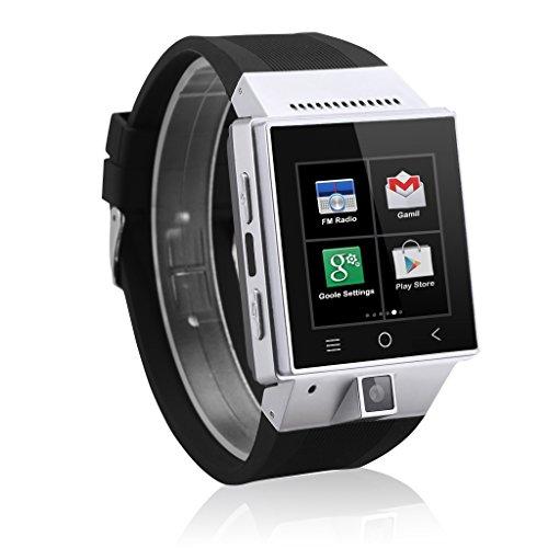 Imagen principal de Excelvan S55 - Smartwatch Reloj Móvil Teléfono 3G Android (Dual Core