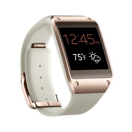 Imagen principal de Samsung Galaxy Gear - Smartwatch Android (pantalla 1.63, Bluetooth, co
