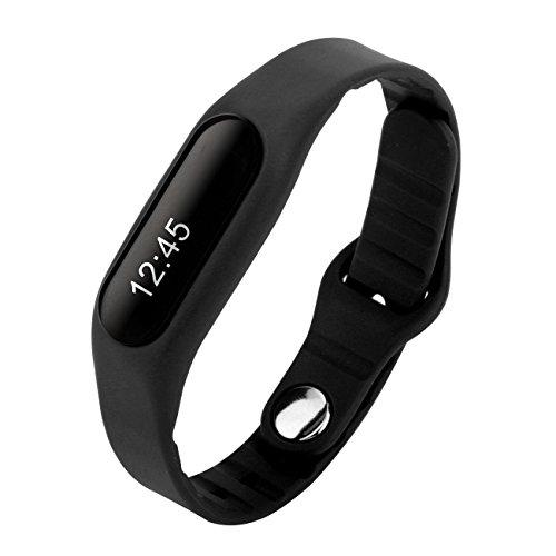 Imagen principal de Tera E06 Inteligente Bluetooth Smart Tracker pulsera de monitoreo calo