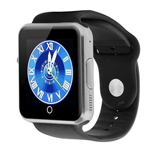 Imagen principal de VOSMEP Reloj Inteligente Deportivos Smart Watch Soporte Facebook Twitt