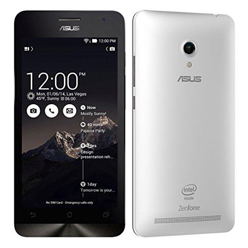 Imagen principal de ASUS ZC451CG 1B067WW - Smartphone Libre Zenfone C (11,4 cm, IPS, 64 GB