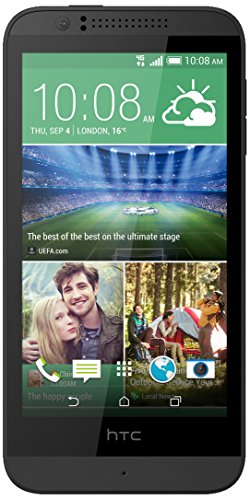 Imagen principal de HTC Desire 510 4.7 SIM única 4G 1GB 8GB 2100mAh Negro - Smartphone (1