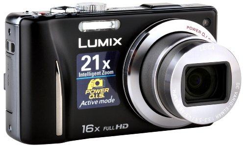 Imagen principal de Panasonic Lumix DMC-TZ20EG-K - Cámara digital compacta 14 MP (Zoom 16