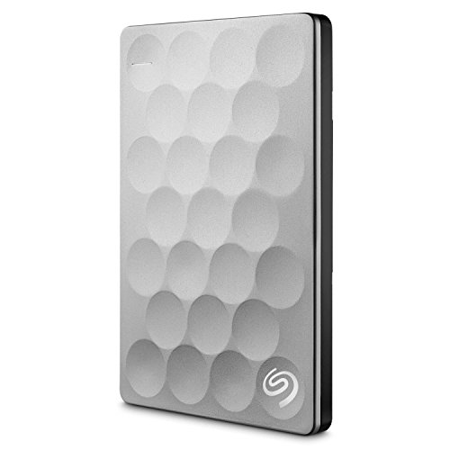 Imagen principal de Seagate Backup Plus Ultra Silm 2 TB Disco duro externo portátil HDD,