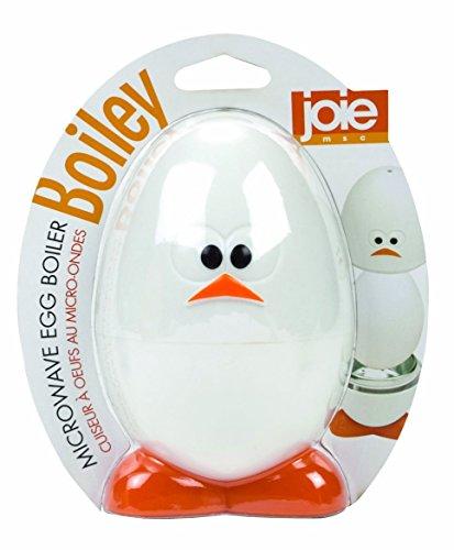 Imagen principal de Joie Cuece Huevos microondas, Blanco, 14 cm