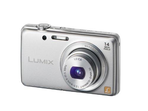 Imagen principal de Panasonic Lumix DMC-FS40 - Cámara compacta de 14 MP (Pantalla de 2.7,