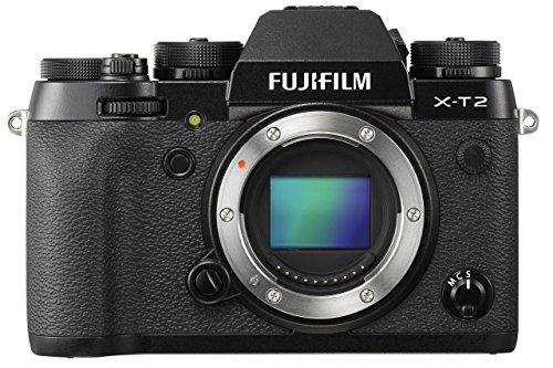 Imagen principal de Fujifilm X-T2 - Cámara sin espejo de óptica intercambiable de 24,3 M