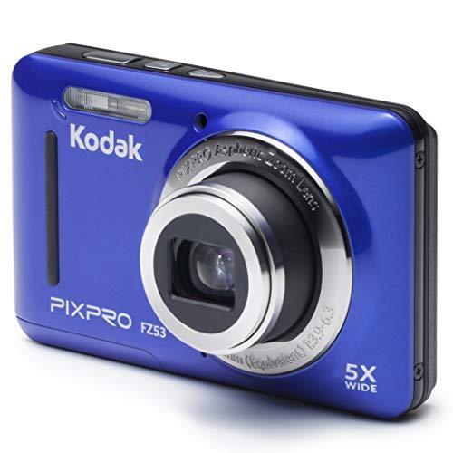 Imagen principal de Kodak Cámara FZ-53 Azul