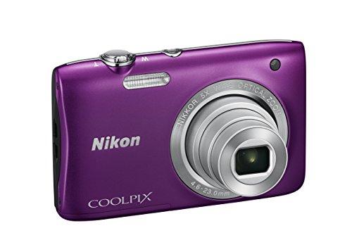 Imagen principal de Nikon Coolpix S2900 - Cámara Digital, Color Morado