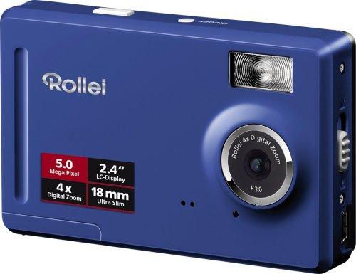 Imagen principal de Rollei Compactline 50 - Cámara Digital Compacta 5 MP