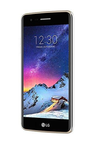 Imagen principal de Tim LG K10 2017 (M250N) SIM única 4G 16GB Negro - Smartphone (13,5 cm