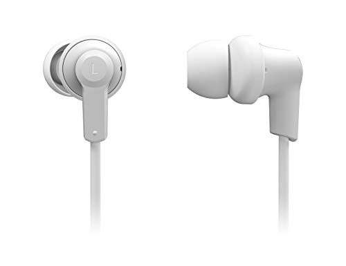 Imagen principal de Panasonic RP-NJ300BE-W - Auriculares (Inalámbrico, Dentro de oído, B