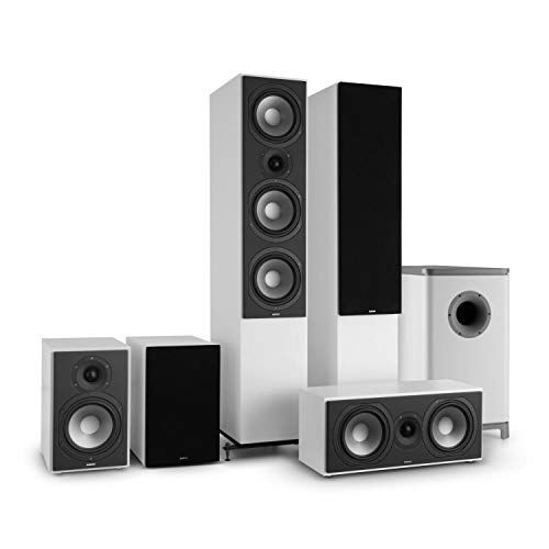 Imagen principal de NUMAN Reference 851 Surround Sound System 5.1 (Home Cinema, Altavoz de