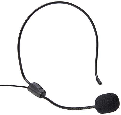 Imagen principal de Eboxer Auriculares de Diadema con Micrófono, Mini Micrófono Portáti
