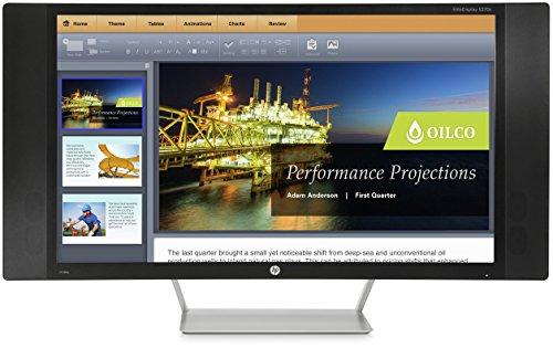 Imagen principal de HP EliteDisplay S270c 27-in Curved Display (Energy Star) - Monitor (8
