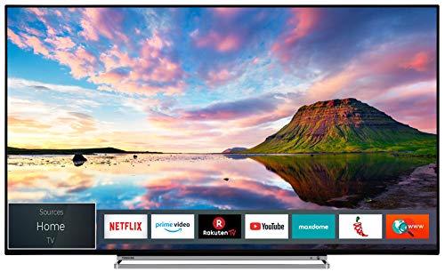 Imagen principal de Toshiba 55V6863DA LED TV 139,7 cm (55) 4K Ultra HD Smart TV WiFi Negro