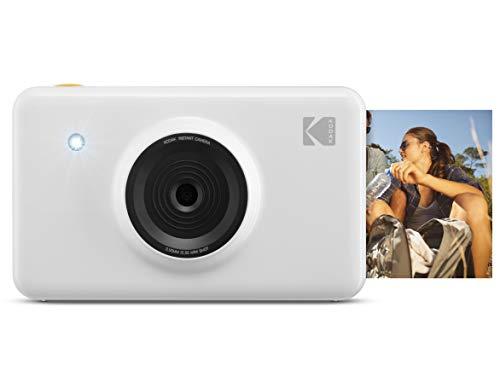Imagen principal de Kodak Mini Shot - Impresiones Inalámbricas de 5 x 7.6 cm con 4 Pass,