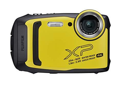 Imagen principal de Fujifilm FinePix XP140 16613354 - Cámara Digital compacta, Color Amar