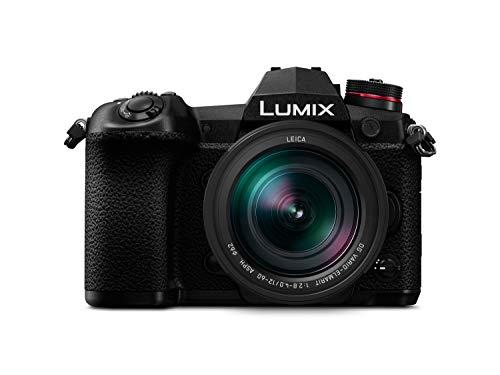 Imagen principal de Panasonic Lumix DC-G9LEC-K Cámara Evil de 20.3 MP (20FPS AFC RAW, Est