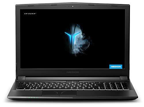 Imagen principal de MEDION ERAZER P6705 - Portátil gaming 15.6 FullHD (Intel Core i5-8300