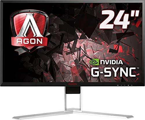 Imagen principal de AOC Monitor AGON AG241QG - 24 QHD, 165Hz, 1ms, TN, G-Sync, 2560x1440,