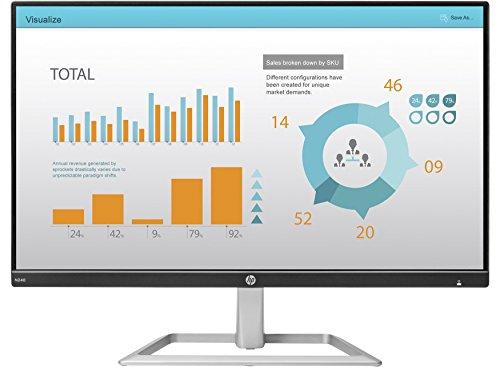 Imagen principal de HP N24060,5cm 23,8zoll Monitor IPS 5ms, 250CD/m2, VGA HDMI 3