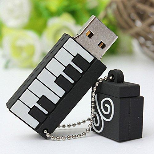 Imagen principal de MECO de 8, 16 y 32 GB Flash Drive 2,0 USB memoria Mini Piano de regalo