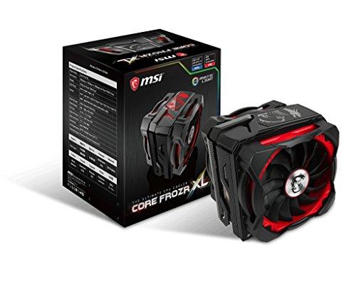Imagen principal de Msi Gaming Core Frozr Xl Cpu Enfriador Para Amd Y Intel Cpu