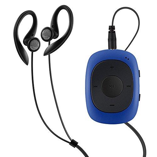 Imagen principal de AGPtek G02 Mini-clip Reproductor de MP3 8 GB de capacidad con radio FM