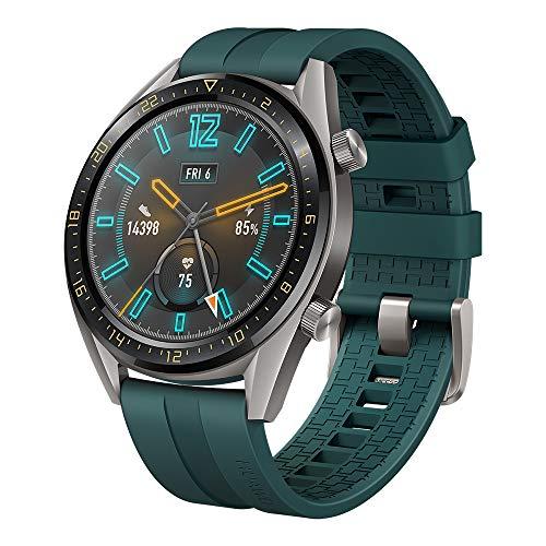 Imagen principal de Huawei Watch GT Active - Reloj Inteligente, Verde, 46 mm, Reloj