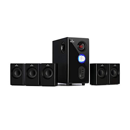 Imagen principal de auna Concept 520 - Sistema de Altavoces 5.1, Sistema de Audio Envolven