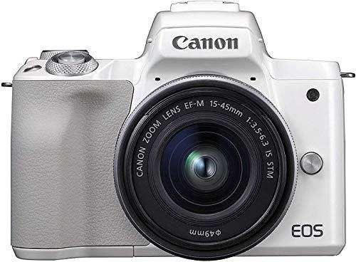 Imagen principal de Canon EOS M50 - Kit de cámara EVIL de 24.1 MP y vídeo 4K con objetiv