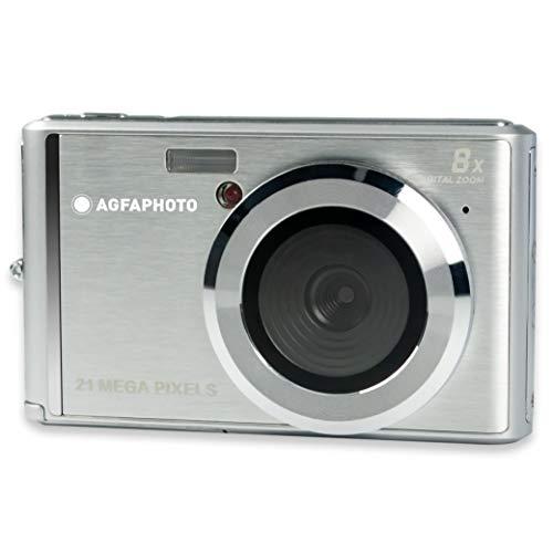 Imagen principal de AGFA Photo - Cámara Digital compacta con 21 Mpx, Sensor CMOS, Zoom Di