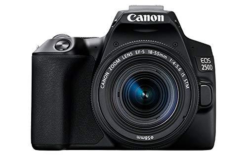 Imagen principal de Canon EOS 250D - Cámara digital (24,1 MP, 6000 x 4000 Pixeles, CMOS,