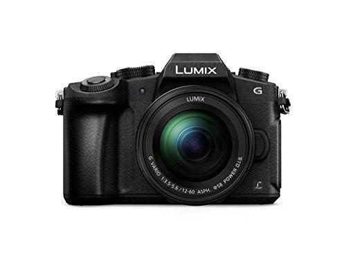 Imagen principal de Panasonic Lumix DMC-G80M - Cámara EVIL de 16 MP, Pantalla de 3, Estab