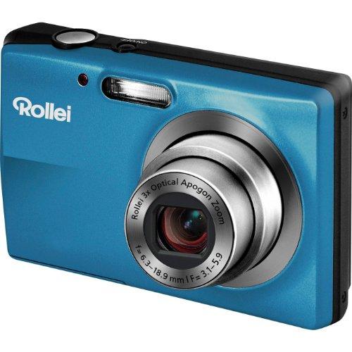 Imagen principal de Rollei Compactline 412 - Cámara Digital Compacta 12 MP - Azul